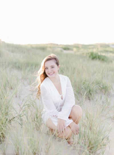 Megan's Outer Banks Senior Beach Portraits