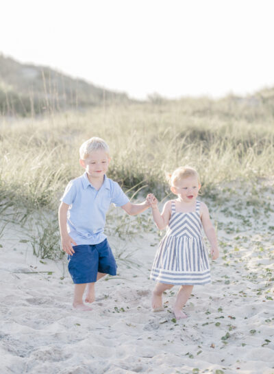 Outer Banks Beach Portraits – The Mays Family // Outer Banks Family Photographer