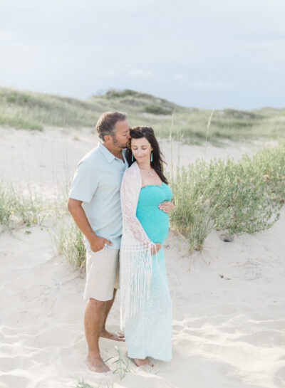 Outer Banks Family & Maternity Session // OBX Portrait Photographer