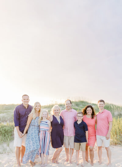 Spence Family's Outer Banks Family Portraits