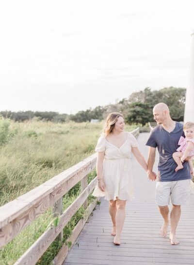 Bongiovanni Family ⎸ Ocracoke Island Family Photographer
